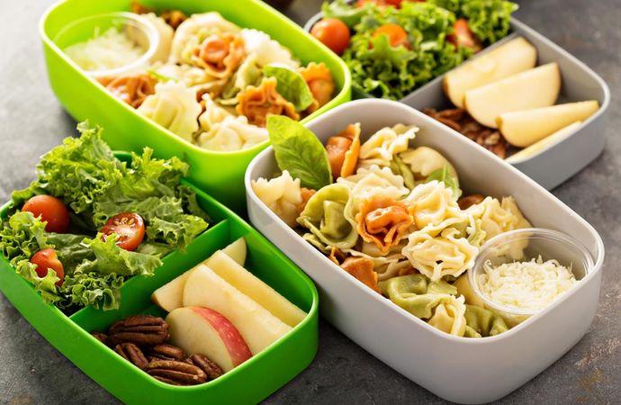 3 Pomysly Na Bezglutenowe Obiady Do Pracy Bezgluten