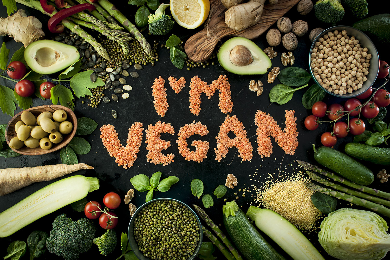 bezglutenowa dieta wegańska