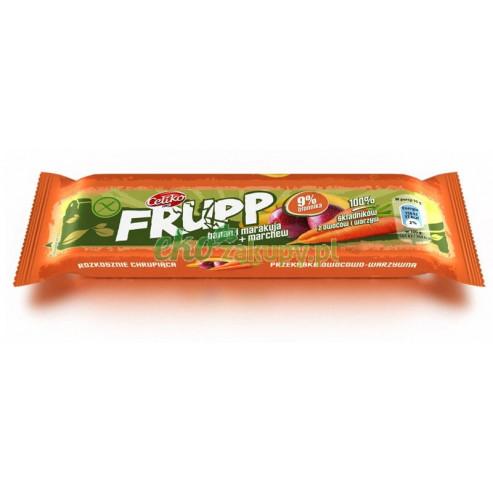 Celiko - FRUPP baton bezglutenowy Banan, Marakuja, Marchew