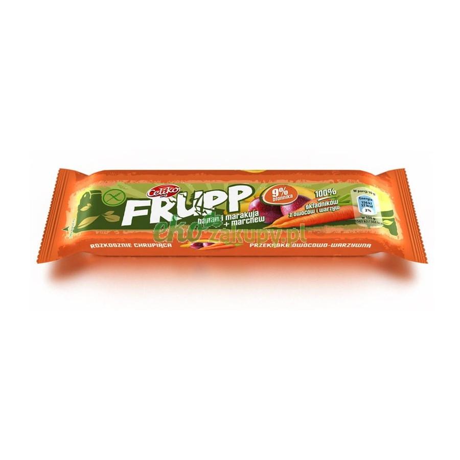 FRUP - baton warzywno-owocowy bezglutenowy