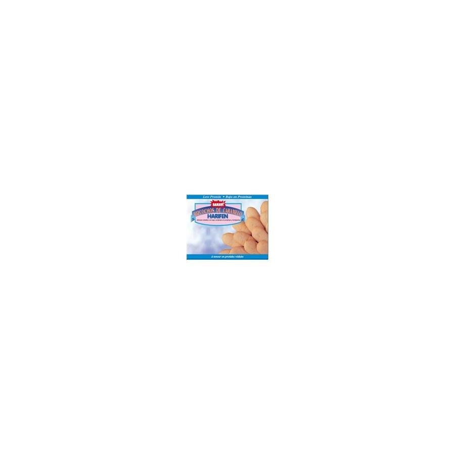 HARIFEN - biszkopty karmelowe niskobiałkowe PKU
