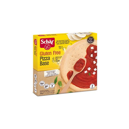 Schar PIZZA BASE - bezglutenowe spody do pizzy