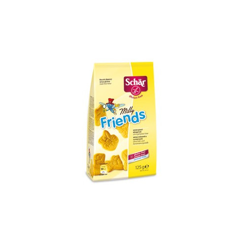 Schar MILLY FRIENDS  - herbatniki bezglutenowe