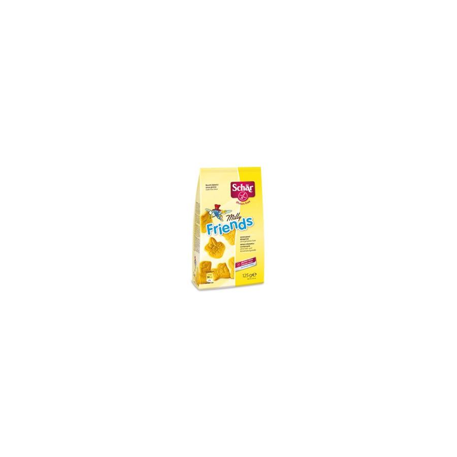 Schar MILLY FRIENDS  - herbatniki bezglutenowe