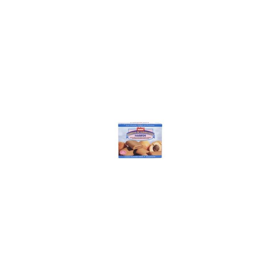 Harifen - ciasteczka z nadzieniem morelowym niskobiałkowe PKU