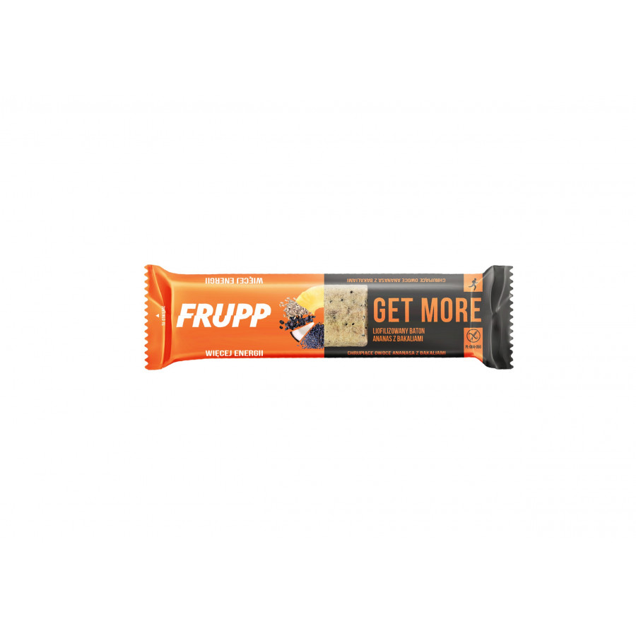 Celiko FRUPP - baton owocowy Ananas z bakaliami bezglutenowy