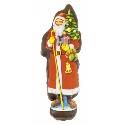 Mikołaj piernikowy w belgijskiej czekoladzie deserowej