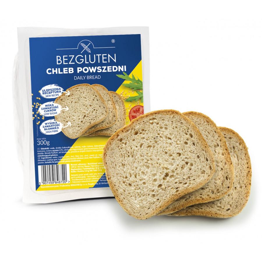Chleb Powszedni bezglutenowy 300g NOWY SKŁAD! DOSKONAŁY SMAK!