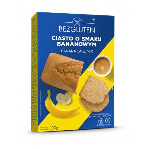 BANANOWIEC - ciasto o smaku bananowy / w proszku/ ULEPSZONY SKŁAD!!