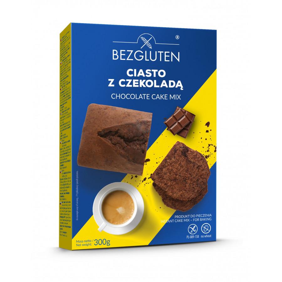 Murzynek - ciasto kakaowe bezglutenowe /ciasto w proszku/