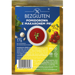 Pomidorowa z makaronem niskobiałkowa PKU