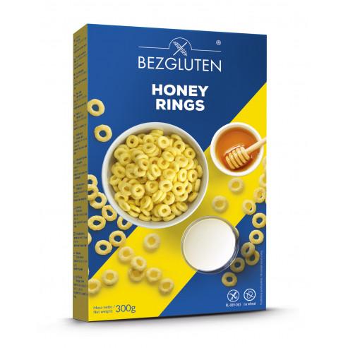 Honey Rings - Kółka miodowe bezglutenowe