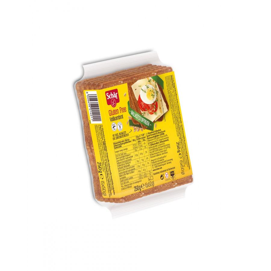 SCHAR Vollkornbrot  - chleb wieloziarnisty z gryką bezglutenowy