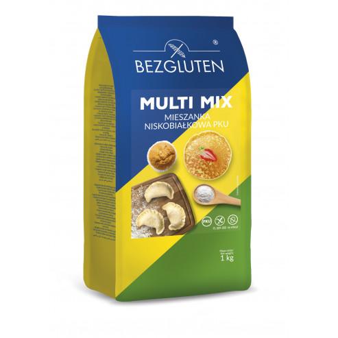 Multi Mix- uniwersalna mieszanka niskobiałkowa PKU 1 kg