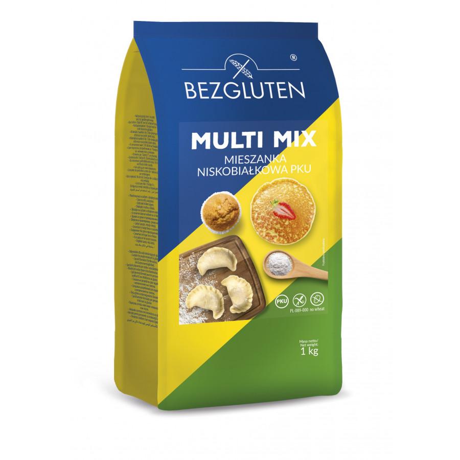 Muli Mix- uniwersalna mieszanka niskobiałkowa PKU 1 kg - NOWOŚĆ!
