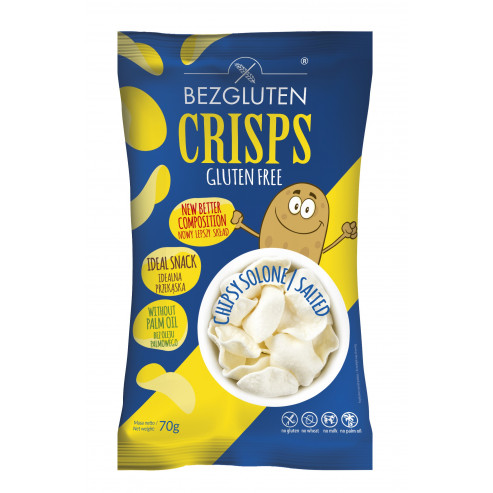 Crisps solone bezglutenowe