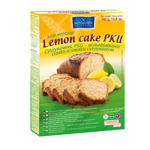 Cytrynowiec PKU - niskobiałkowe ciasto o smaku cytrynowym  /w proszku/