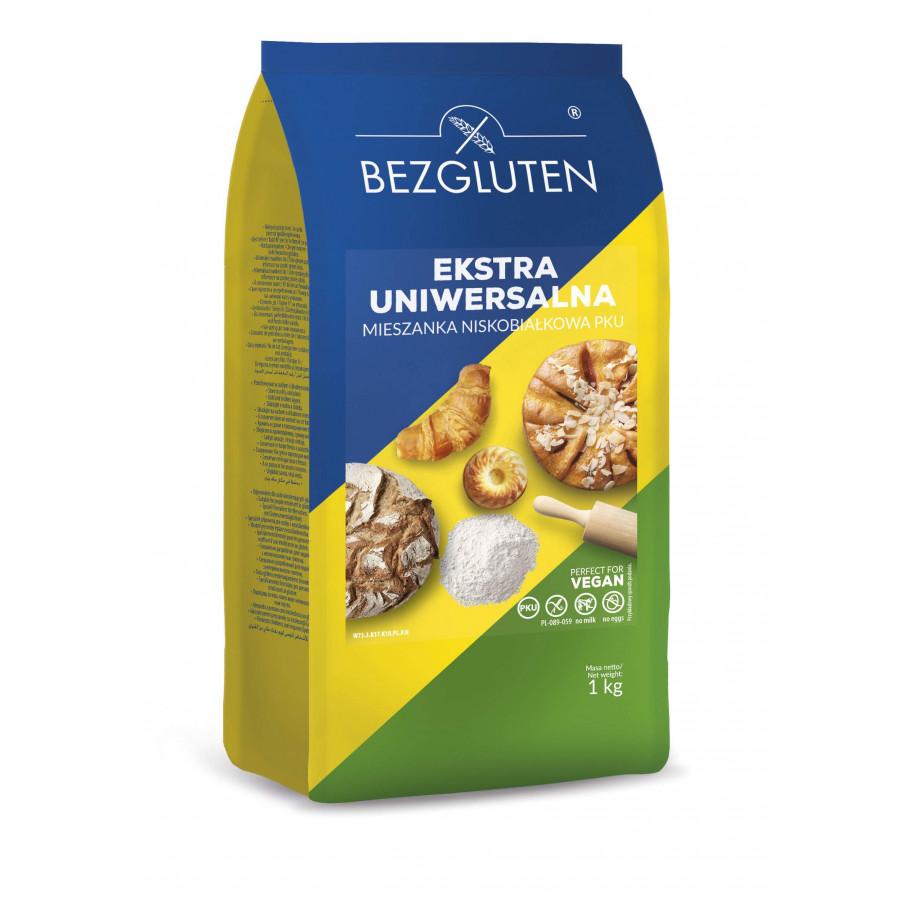 Extra uniwersalna mieszanka niskobiałkowa PKU - 1kg