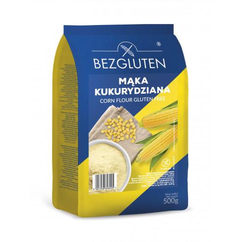 Mąka kukurydziana bezglutenowa 500 g