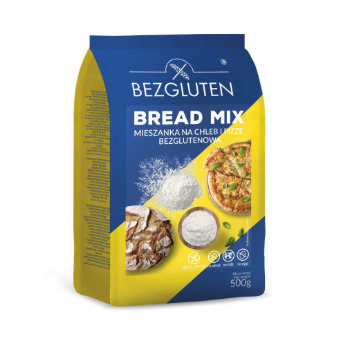 Bread Mix - mąka na chleb i pizze 500 g