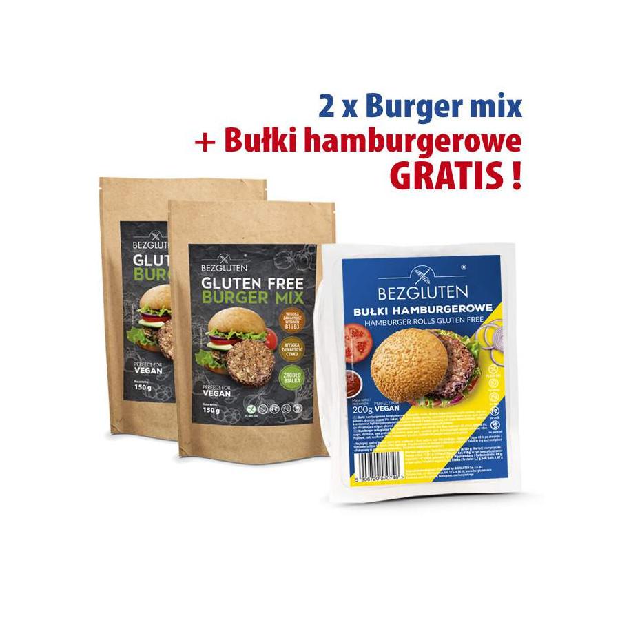 Burger Mix Vegan 150g