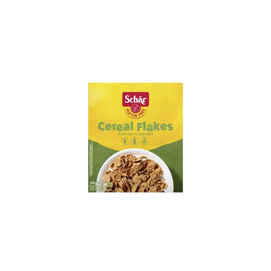 Schar CORN FLAKES - płatki śniadaniowe bezglutenowe /z witaminami/