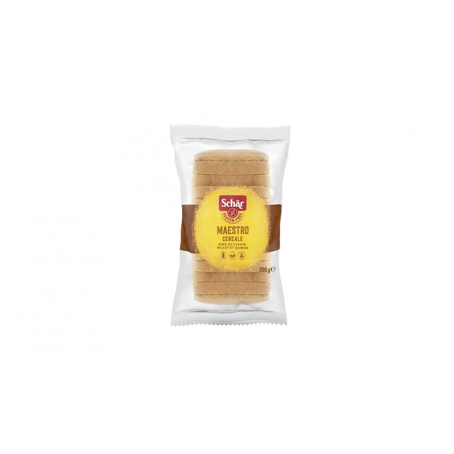 SCHAR - MAESTRO CEREALE - wieloziarnisty chleb bezglutenowy