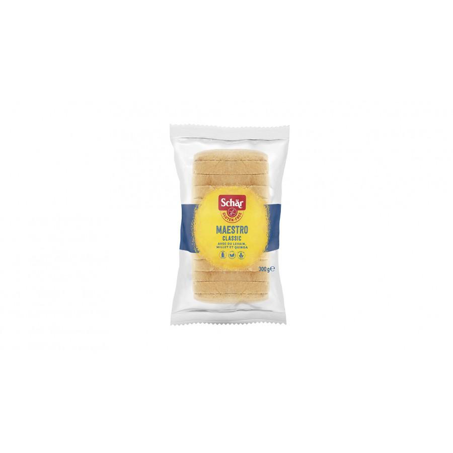 SCHAR - MAESTRO CLASSIC - bezglutenowy biały chleb