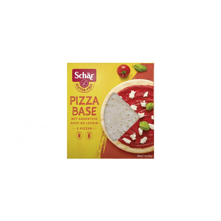 Schar PIZZA BASE  - bezglutenowe spody do pizzy