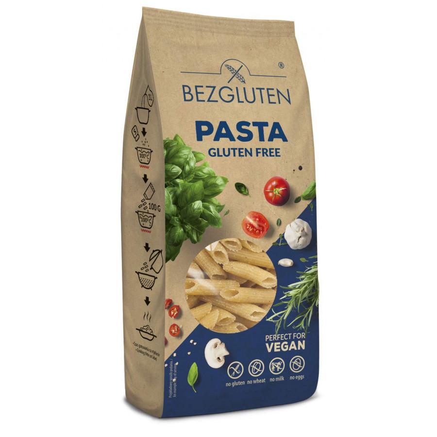 Makaron z mąką gryczaną Al Dente  PENNE (pióra)  bezglutenowy